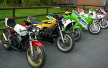 Two-Stroke Sunday at Paul's