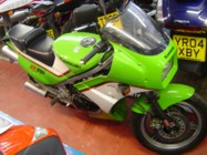 KR for sale at Jeff Hall Motorcycles Sheffield