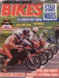 Performance Bikes Jan 1986 : Cover