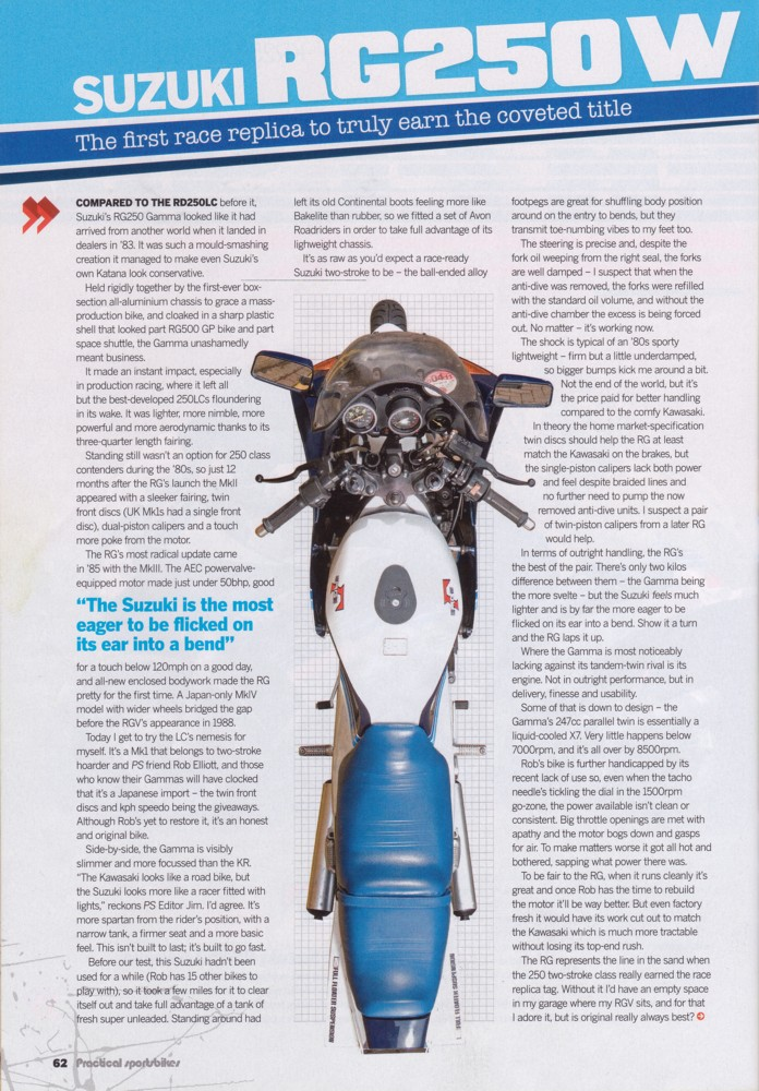 Practical Sportsbikes Sep 2011 : Page 3