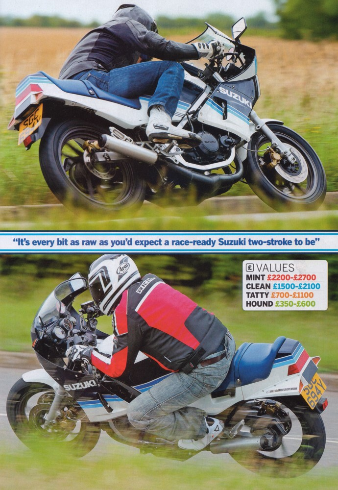 Practical Sportsbikes Sep 2011 : Page 4