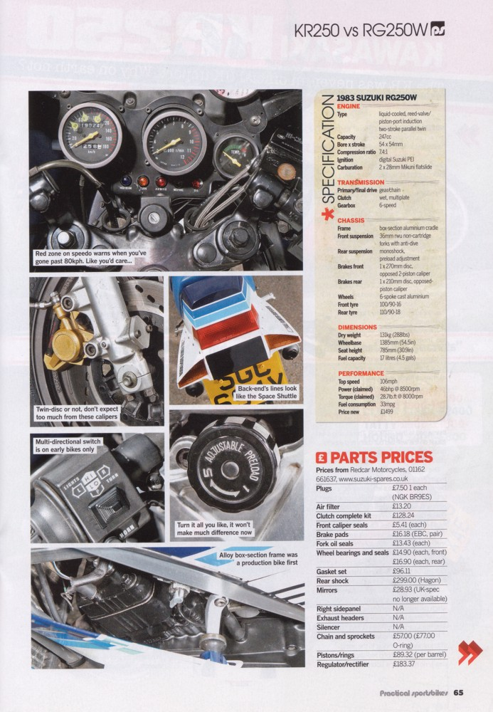 Practical Sportsbikes Sep 2011 : Page 6