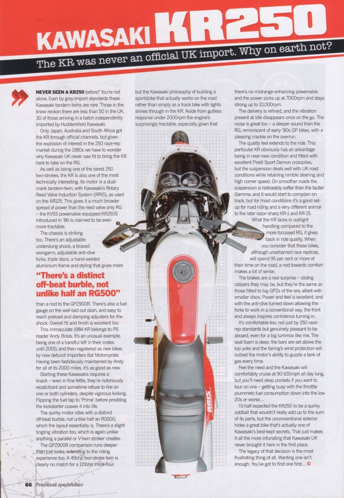 Practical Sportsbikes Sep 2011 : Page 7