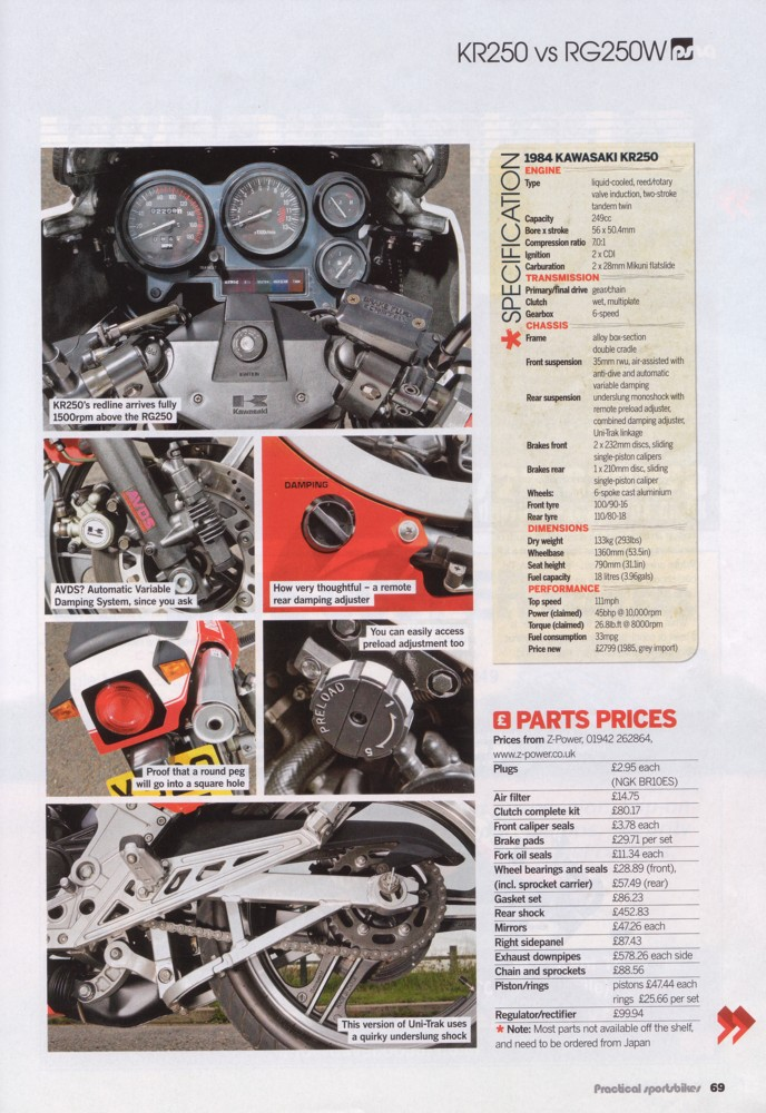 Practical Sportsbikes Sep 2011 : Page 10
