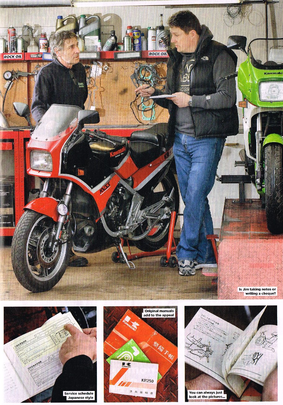 Practical Sportsbikes Apr 2014 : Page 3