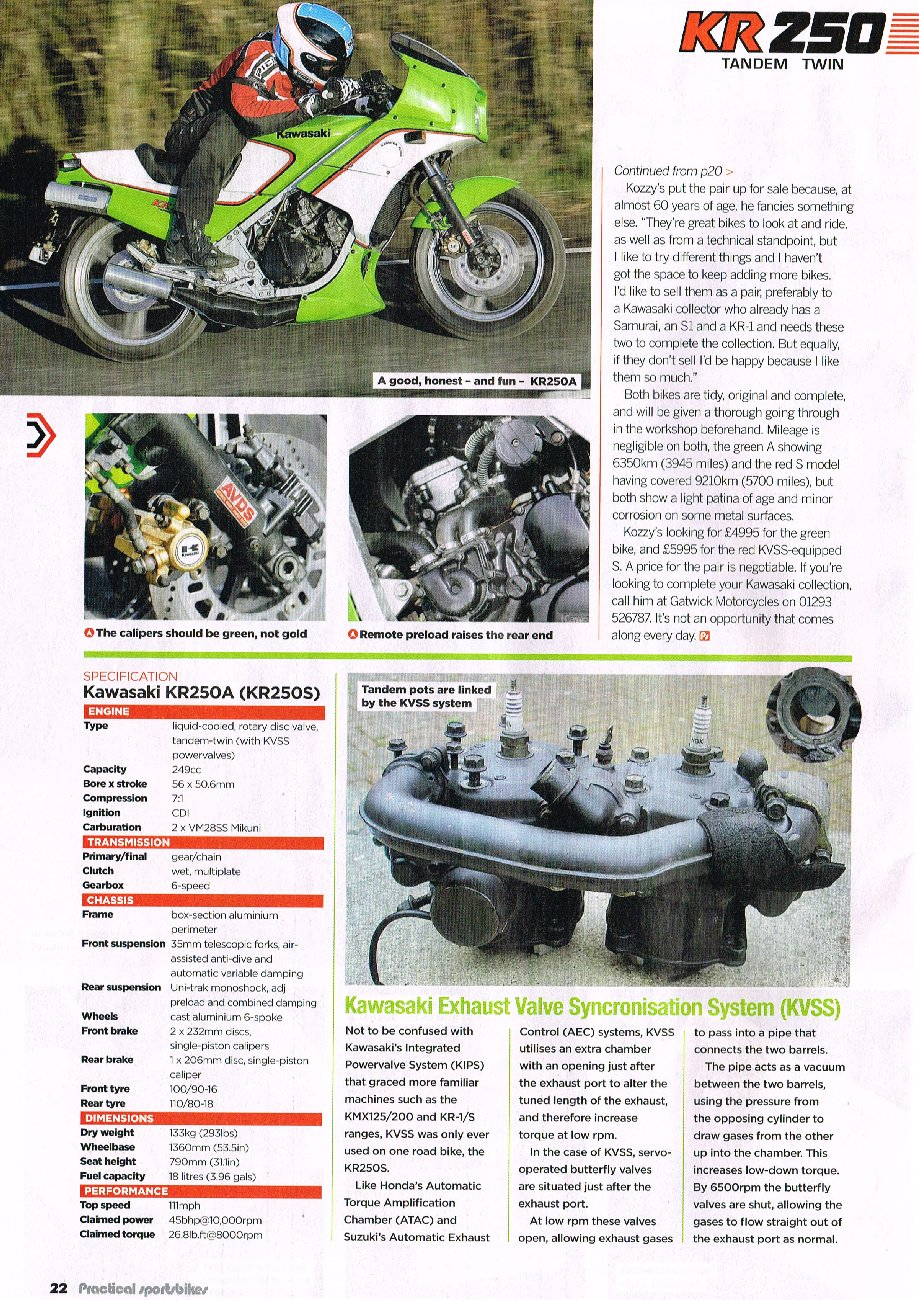Practical Sportsbikes Apr 2014 : Page 4