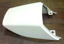 Factory single seat cowl